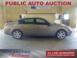 2006 Nissan Maxima 3.5 SE | JOPPA, MD | Auto Auction of Baltimore  in Joppa MD