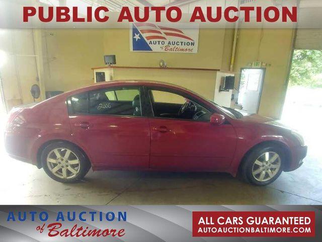 2006 Nissan Maxima 3.5 SL | JOPPA, MD | Auto Auction of Baltimore  in Joppa MD