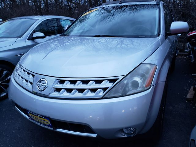 2006 Nissan Murano SL | Champaign, Illinois | The Auto Mall of Champaign in Champaign Illinois