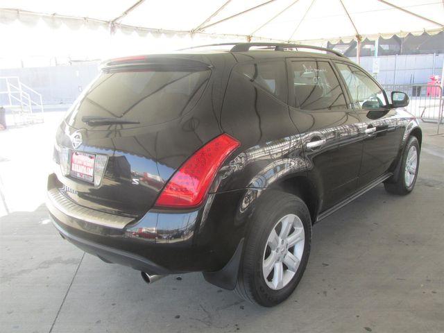 2006 Nissan Murano S Gardena, California 2