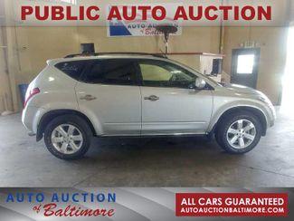 2006 Nissan Murano SL | JOPPA, MD | Auto Auction of Baltimore  in Joppa MD