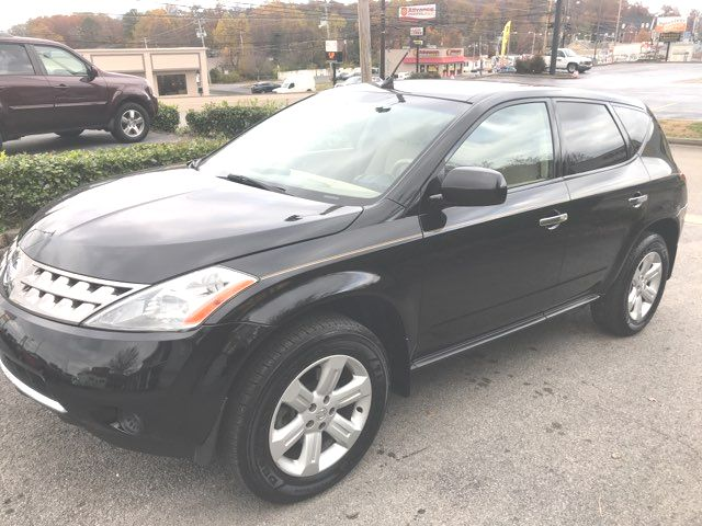 2006 Nissan Murano S Knoxville, Tennessee 2