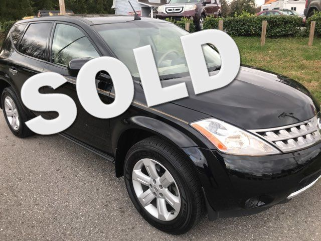 2006 Nissan Murano S Knoxville, Tennessee