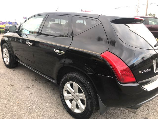2006 Nissan Murano S Knoxville, Tennessee 6