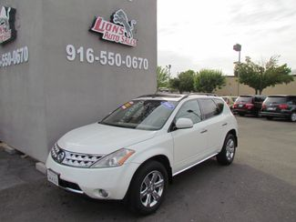 2006 Nissan Murano SL Camera / Leather / Extra Clean in Sacramento CA, 95825