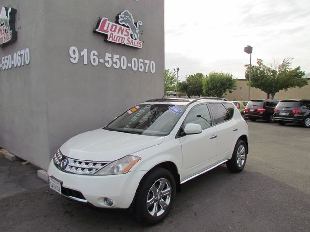 2006 Nissan Murano SL Camera / Leather / Extra Clean