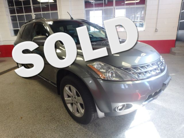 2006 Nissan Murano Sl B/U CAMERA, LOW MILE GEM. Saint Louis Park, MN