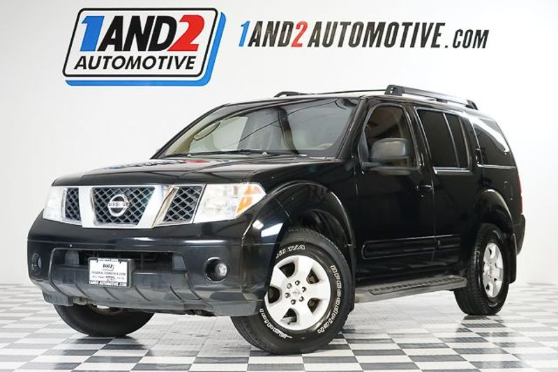 2006 Nissan Pathfinder SE in Dallas TX