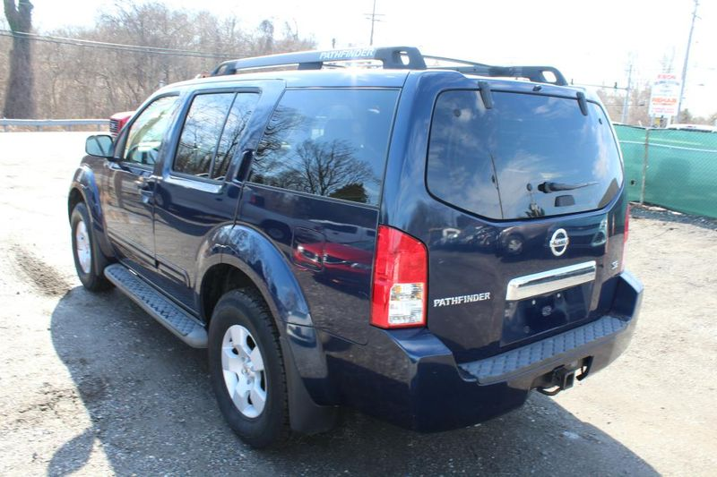 2006 Nissan Pathfinder SE  city MD  South County Public Auto Auction  in Harwood, MD