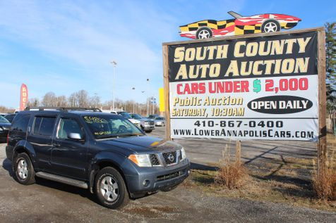 2006 Nissan Pathfinder SE in Harwood, MD