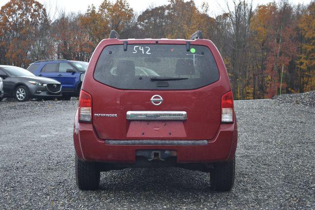 2006 Nissan Pathfinder S Naugatuck, Connecticut 3