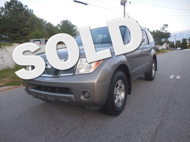 2006 Nissan Pathfinder S Snellville , GA