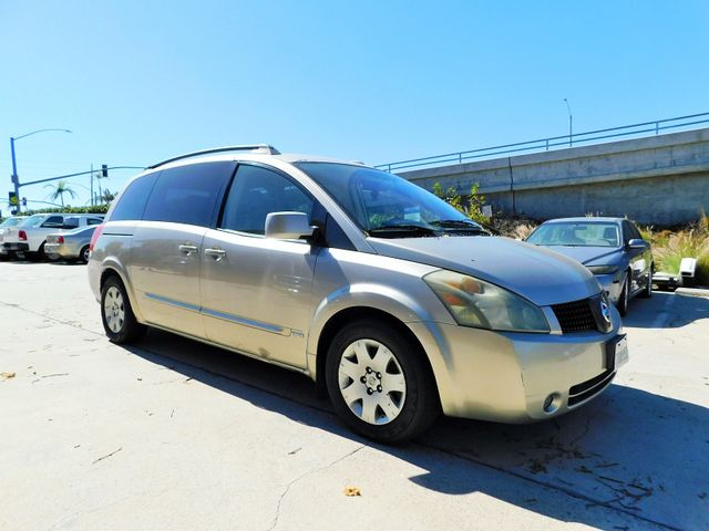 2006 Nissan Quest S Special Edition
