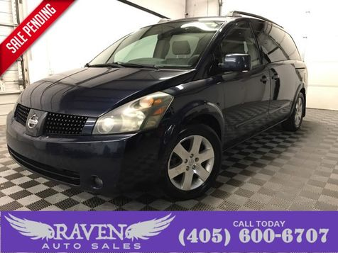 2006 Nissan Quest SE Leather Loaded in Oklahoma City