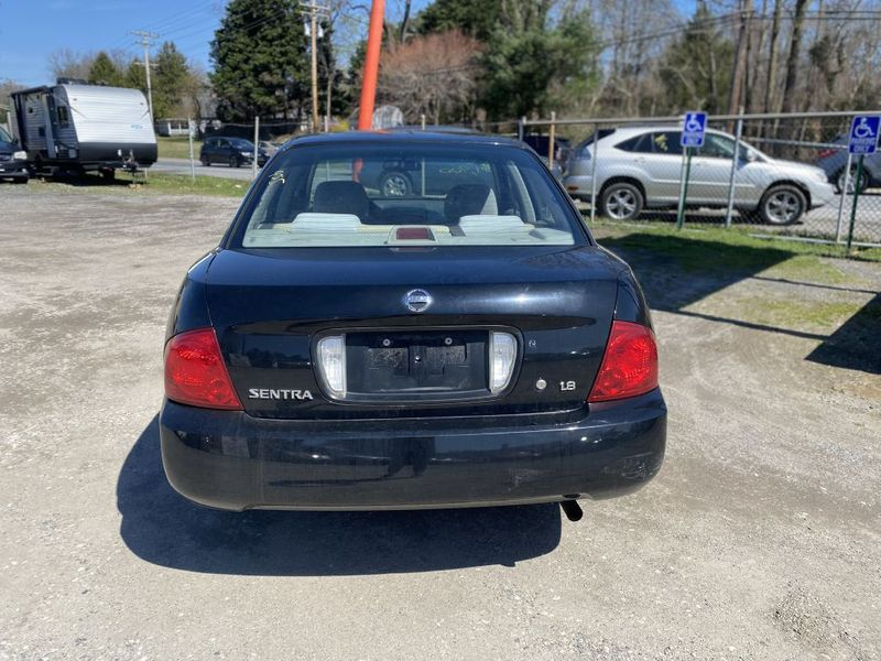 2006 Nissan Sentra 18  city MD  South County Public Auto Auction  in Harwood, MD