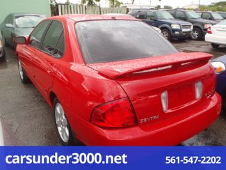 2006 Nissan Sentra 1.8 S Lake Worth , Florida 2