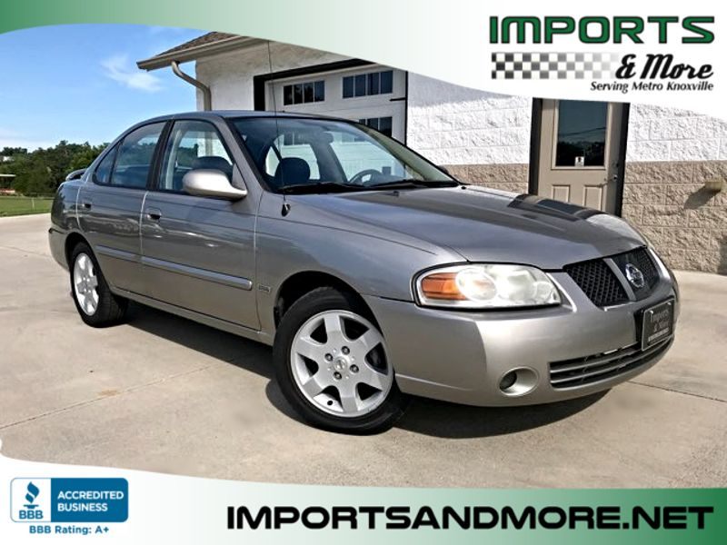 Perfect Used 2006 Nissan Sentra 1.8 S Special Edition
