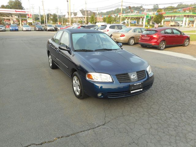2006 Nissan Sentra 1.8 S New Windsor, New York 9