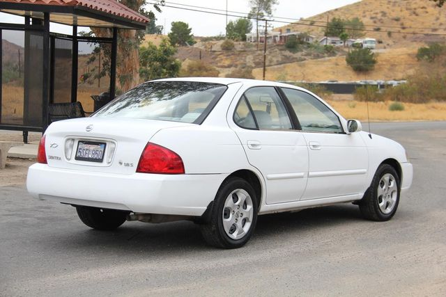 2006 Nissan Sentra 1.8 S Santa Clarita, CA 6