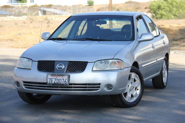 2006 Nissan Sentra 1.8 S Santa Clarita, CA 4
