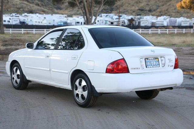 2006 Nissan Sentra 1.8 S Santa Clarita, CA 5