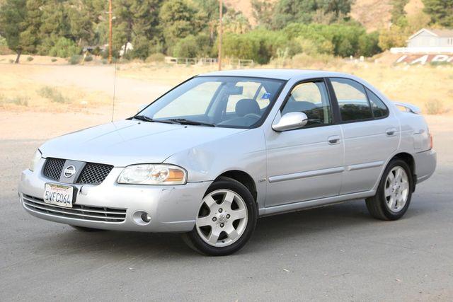 2006 Nissan Sentra 1.8 S Santa Clarita, CA 1