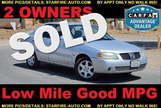 2006 Nissan Sentra 1.8 SPECIAL EDITION in Santa Clarita, CA 91390