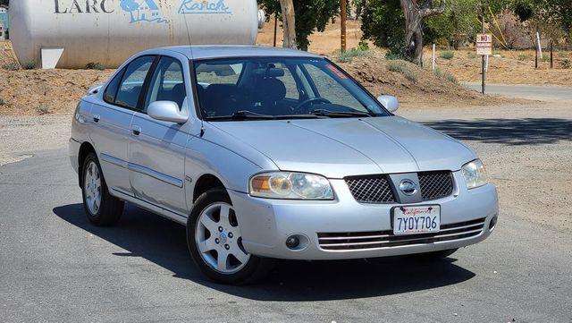 2006 Nissan Sentra 1.8 SPECIAL EDITION Santa Clarita, CA 3
