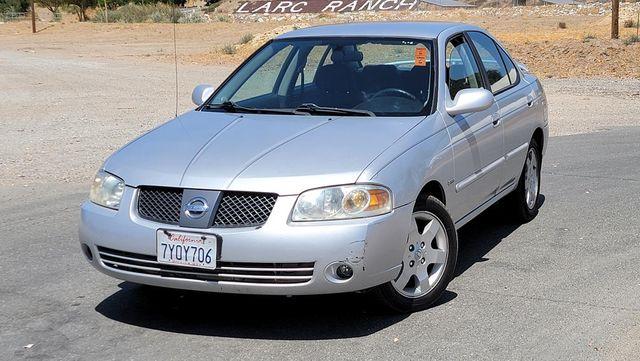 2006 Nissan Sentra 1.8 SPECIAL EDITION Santa Clarita, CA 4