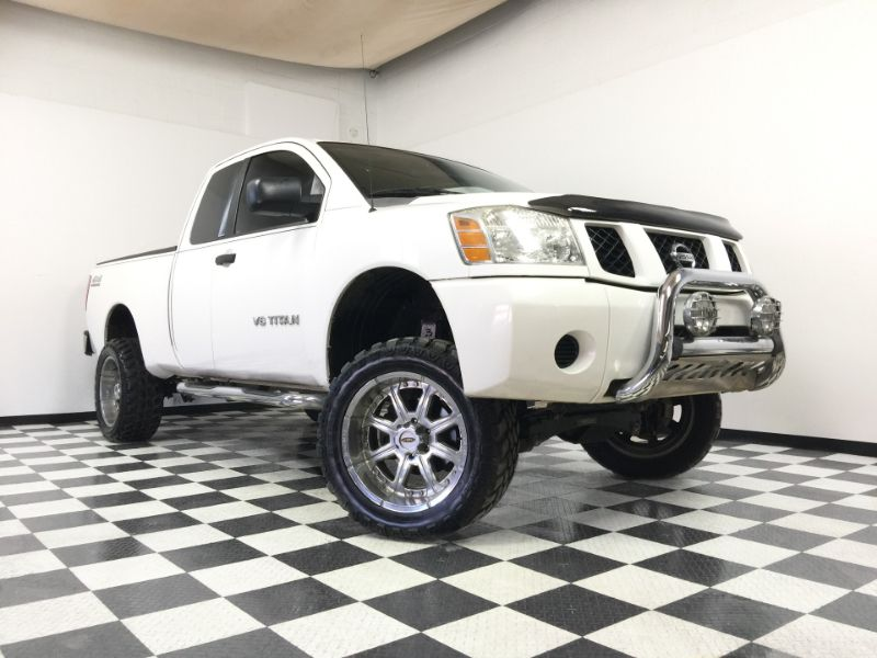 2006 Nissan Titan *Easy In-House Payments* | The Auto Cave in Addison