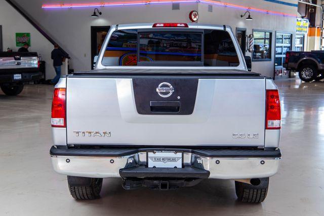 2006 Nissan Titan LE in Addison, Texas 75001
