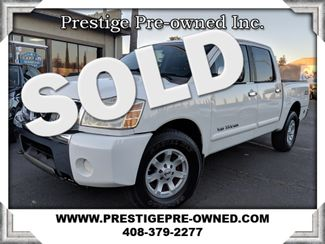 2006 Nissan TITAN LE ((**4X4 w/ LEATHER**))  in Campbell CA