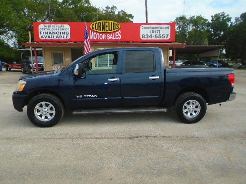 2006 Nissan Titan LE   Fort Worth, TX   Cornelius Motor Sales in Fort Worth TX