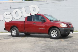 2006 Nissan Titan XE Hollywood, Florida