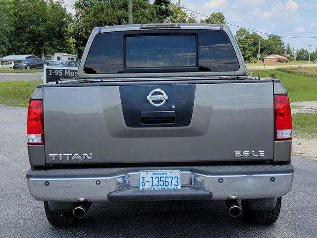 2006 Nissan Titan LE in Hope Mills, NC 28348