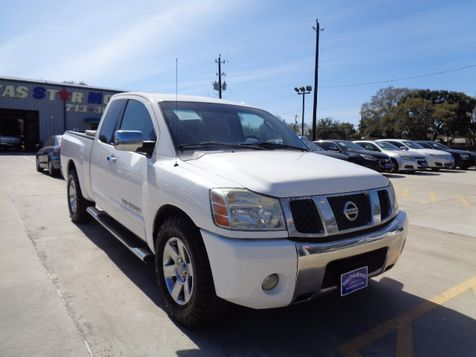 2006 Nissan Titan SE in Houston