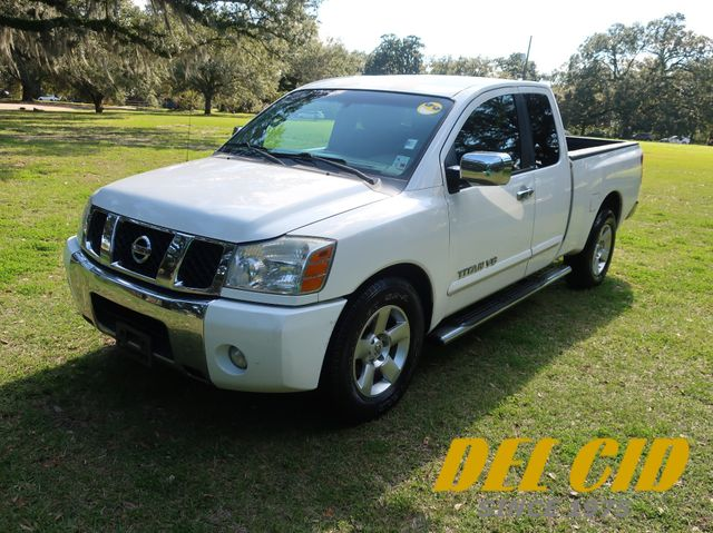 2006 Nissan Titan SE in New Orleans, Louisiana 70119