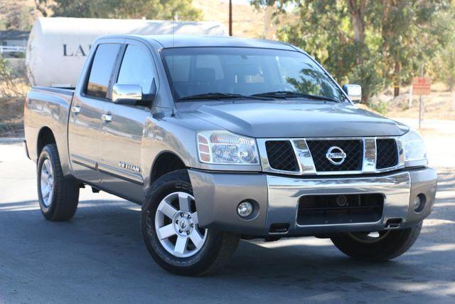 2006 Nissan Titan LE Santa Clarita, CA 3