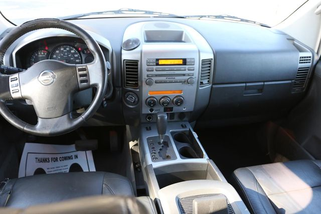 2006 Nissan Titan LE Santa Clarita, CA 7