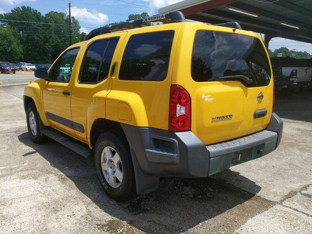 2006 Nissan Xterra 4x4 S Houston, Mississippi 4