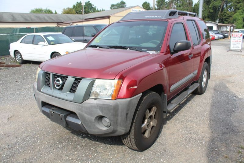 2006 Nissan Xterra S  city MD  South County Public Auto Auction  in Harwood, MD