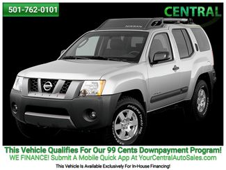 2006 Nissan Xterra Off Road | Hot Springs, AR | Central Auto Sales in Hot Springs AR