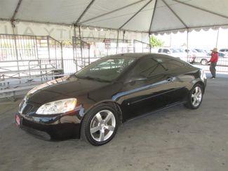 2006 Pontiac G6 GTP Gardena, California