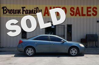 2006 Pontiac G6 6-Cyl | Houston, TX | Brown Family Auto Sales in Houston TX