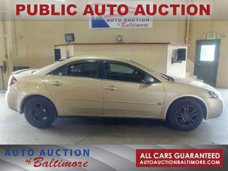 2006 Pontiac G6 6-Cyl   JOPPA, MD   Auto Auction of Baltimore  in Joppa MD