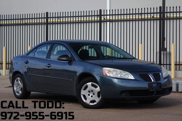 2006 Pontiac G6 w/1SV in Plano, TX 75093