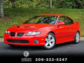 2006 Pontiac GTO 6.0L V8 400HP 6-Speed Manual