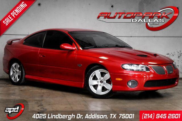 2006 Pontiac GTO in Addison, TX 75001