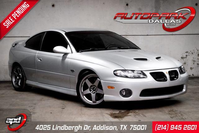 2006 Pontiac GTO Cammed LIKE NEW in Addison, TX 75001