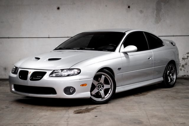 2006 Pontiac GTO Cammed LIKE NEW in Addison, TX 75001